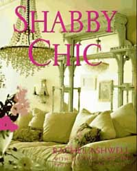 Shabby chic bookcover