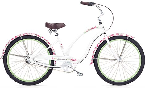 Need this bike with roses - now!