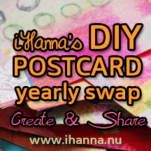 Joing the DIY Postcard Swap 2014 now!