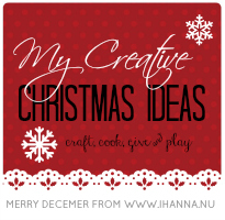 My Creative Christmas Ideas - list your December too!