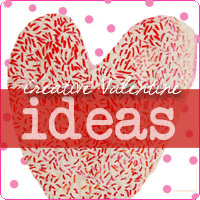 Creative Valentine Ideas Button