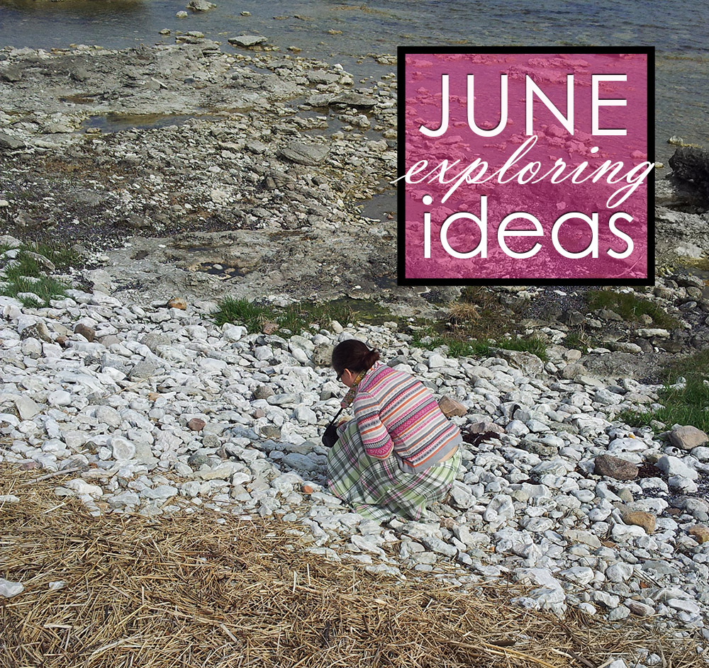Having Bold Intentions – June Ideas