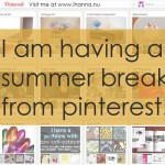 Pinterest summer break 2013