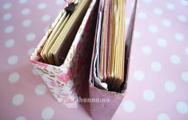 New & Old DIY planners by iHanna