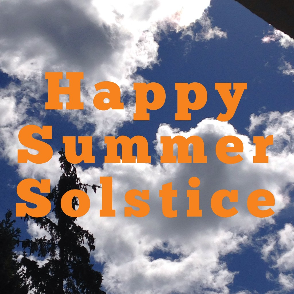 Happy Summer Solstice from iHanna