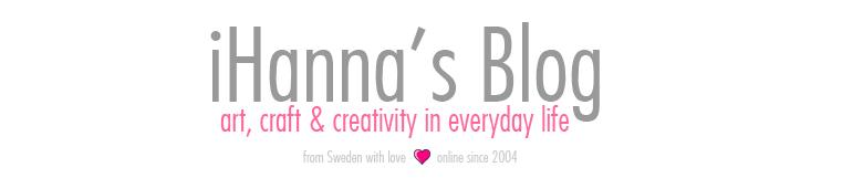 iHanna's Blog