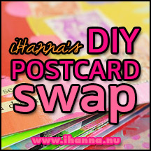 DIY Postcard Swap open now 2014