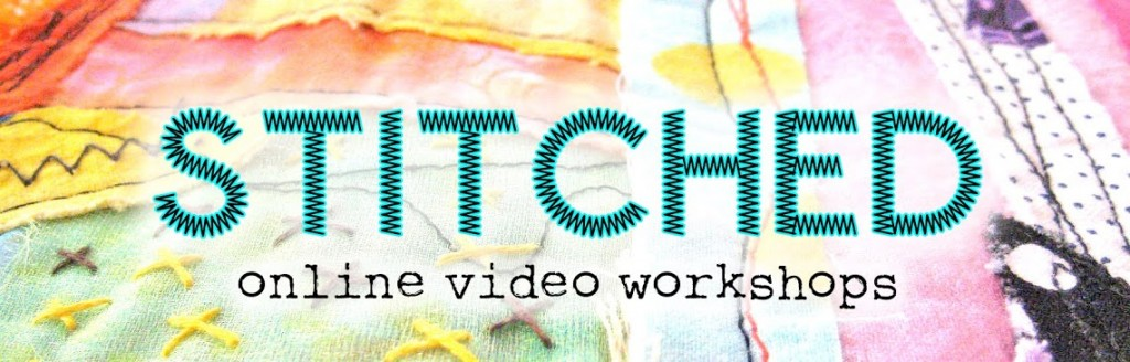 STITCHED 2015 yearlong online class with 8 teachers - join here!