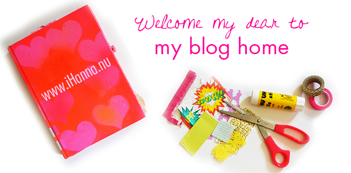 Hi and Welcome to iHanna's Blog - my home on the internet