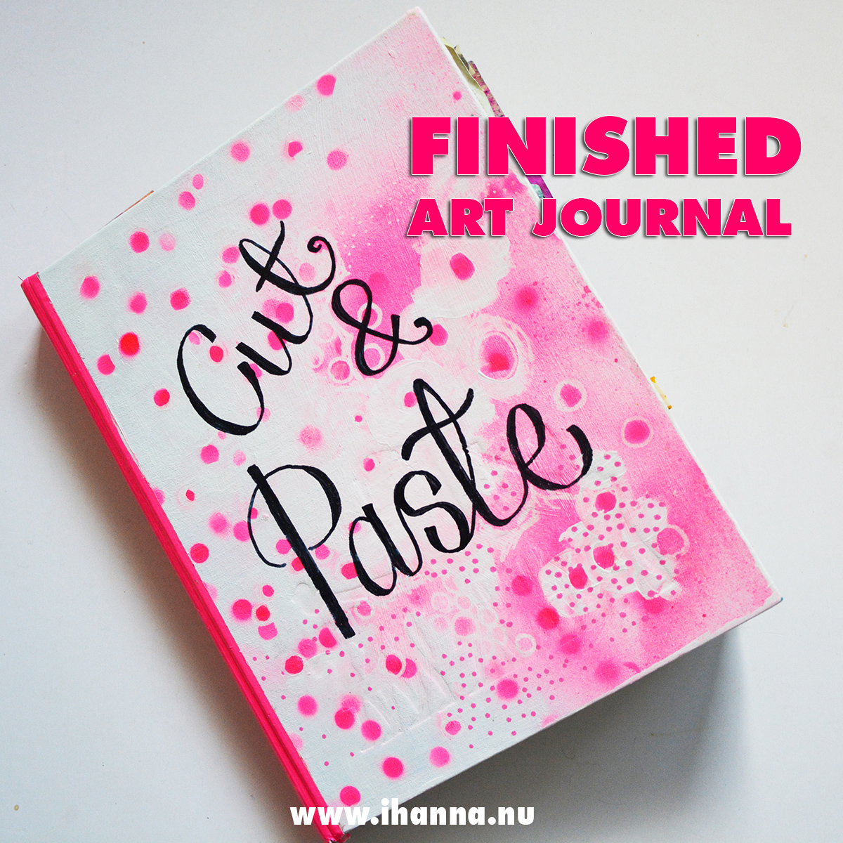 The Cut and Paste Journal