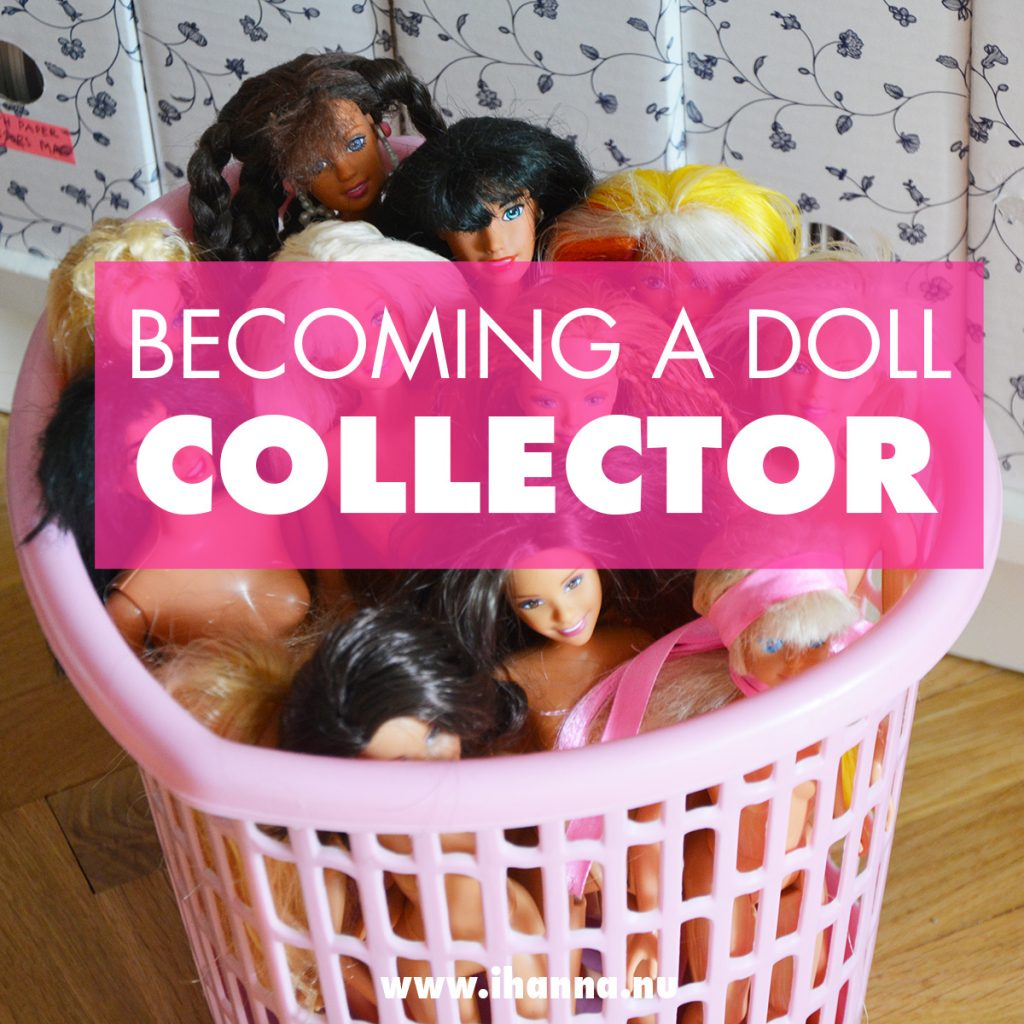 Becoming a Barbie Doll Collector