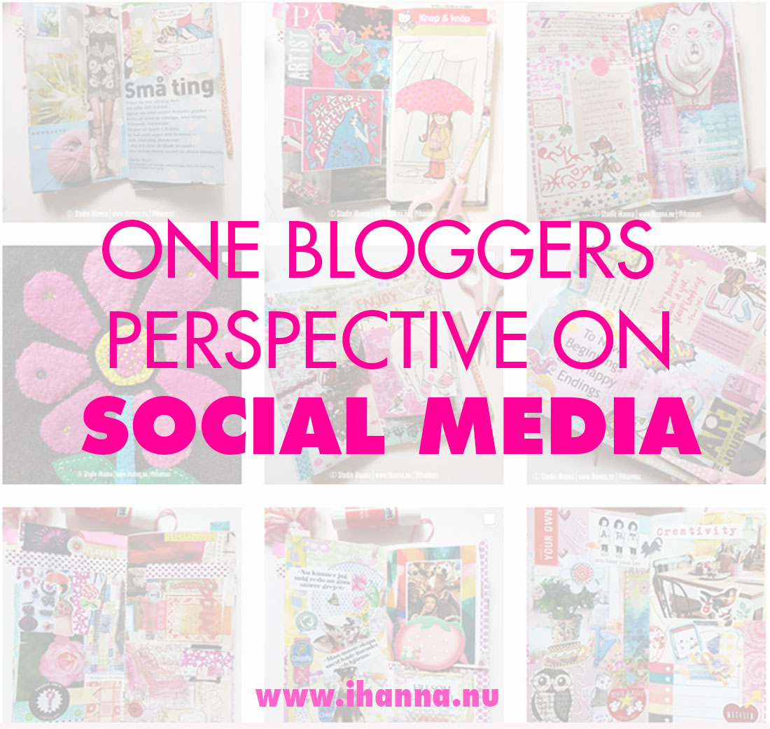 Thoughts on Social Media from a bloggers perspective