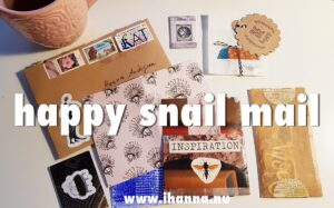 More Happy Snail Mail (blog posts tagged happy mail)