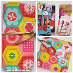 Patchwork Junk Journal no 002 for sale by Studio iHanna Shop #junkjournal