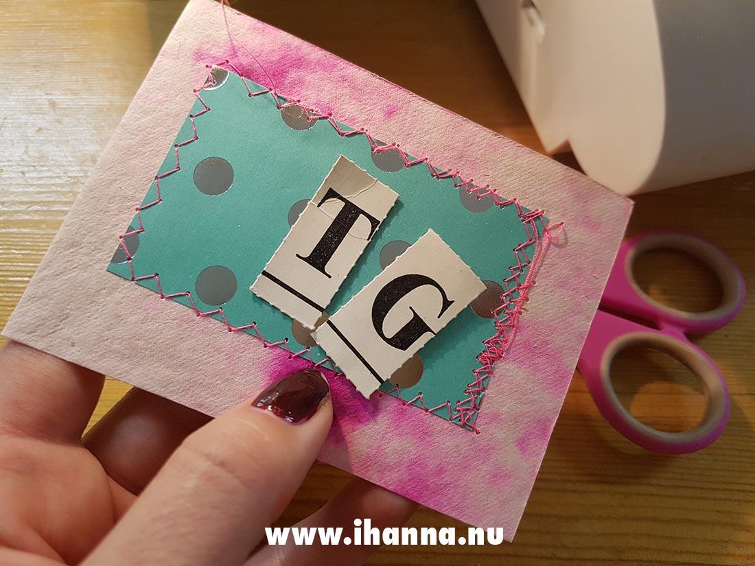 TG for Tammy Garcia of DaisyYellow Art blog