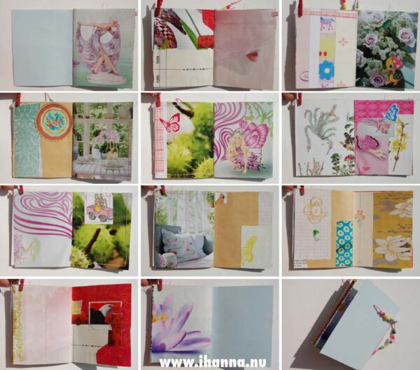 The pages of Wee Book 1 : Like a Soft Kiss