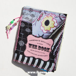 Wee book 3: Boys are silly cute - made by Hanna Andersson