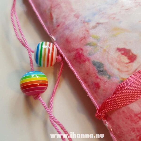 Rainbow beads!