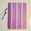 Cute striped doodle book with blank pages | journal 27 of 27 in iHanna's Journal release 3 2021