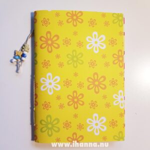 Cute yellow doodle book with blank pages | journal 26 in iHanna's Journal release 3 2021