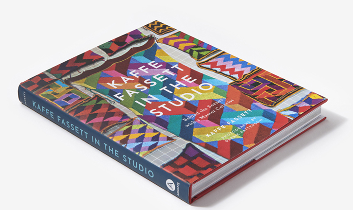 Book-review | Kaffe Fassett in the Studio: Behind the Scenes with a Master Colorist