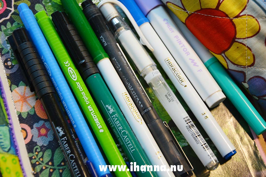 Some good pens I recommend/ used here